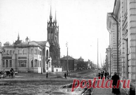 Самара, которую не узнать (20 прошловековых фото) | От Куйбышева до Самары | Яндекс Дзен