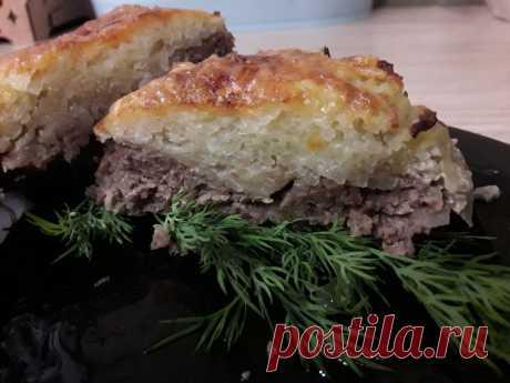 Гнезда из фарша и картофеля в духовке - рецепт с фото пошагово Гнезда из фарша и картофеля в духовке - пошаговый кулинарный рецепт приготовления с фото, шаг за шагом.