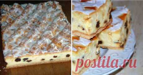 Божественный краковский пирог Представляем вашему вниманию рецепт очень известного пирога, который покорит каждого. Это лакомство достаточно знаменитое. Такой пористый воздушный сырник не сравнится ни с одним чизкейком. Он имеет божественно волшебный...
