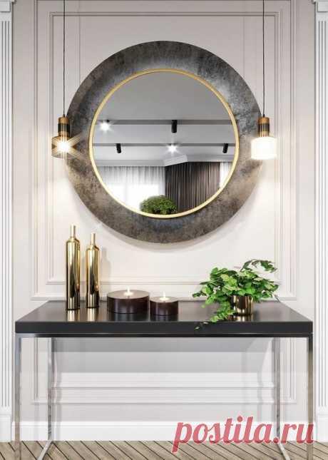 10 идей с зеркалами в интерьере. Советы дизайнера.