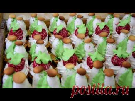 Производство тортов и пирожных