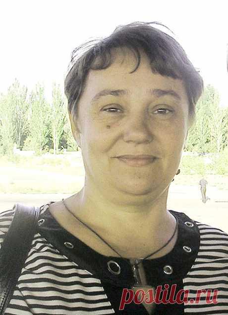 Татьяна Паламарь