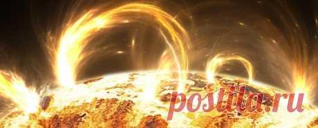 Как на самом деле создаются плазматические выбросы на солнце | Наука и жизнь