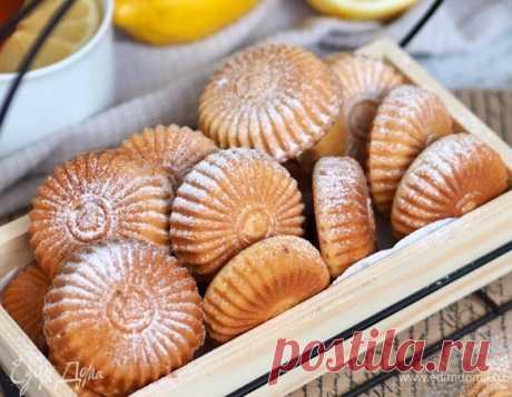 Лимонное печенье рецепт 👌 с фото пошаговый