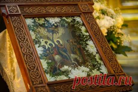 Вход Господень в Иерусалим (Вербное воскресенье) с Праздником, люд православный!   Велича́ем Тя, Живода́вче Христе́, Оса́нна в вы́шних и мы Тебе́ вопие́м Благослове́н Гряды́й во и́мя Госпо́дне