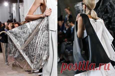 Модные сумки 2019 – фото тенденций весны-лета | Мода | Тенденции | VOGUE