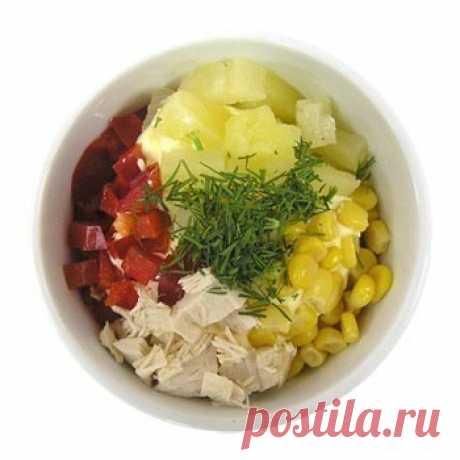Радуй своих близких каждый день! 6 мини-салатов на любой вкус — Вкусные рецепты