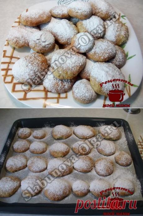 Овсяное печенье с семечками подсолнуха. Рецепт. Фото
