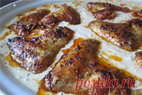 Сочное куриное филе в соусе из тертого картофеля - Готовим в духовке - ГОРНИЦА -блоги, форум, новости, общение