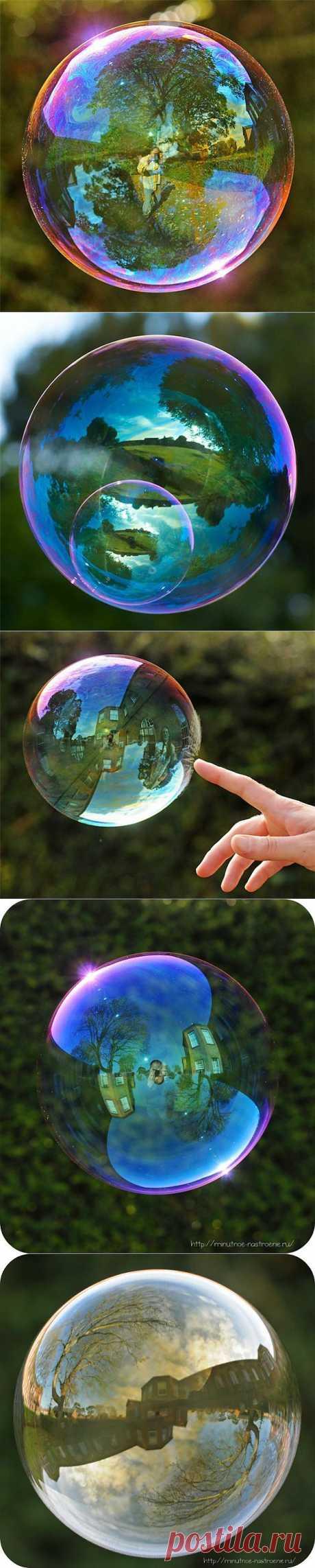 Волшебный мир в мыльных пузырях | Кому за пятьдесят