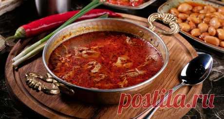 Рецепт турецкого супа от всех болезней Beyran Çorbası | Antenna Daily