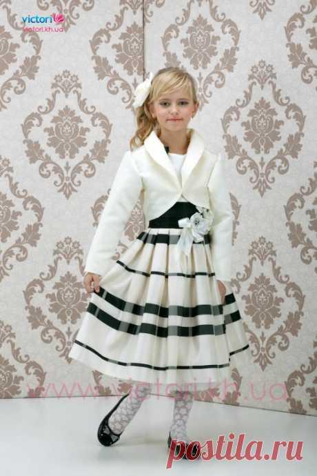 Купить детское платье D521 | интернет магазин Victori.kh.ua