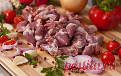 Как из дешевых куриных сердечек сделать дорогой деликатес | Эйфория. | Яндекс Дзен