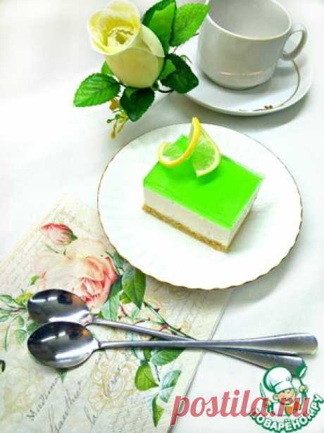 "Торт ""Тархун"" – кулинарный рецепт"
