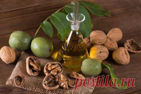 Рецепты настойки самогона на скорлупе грецкого ореха