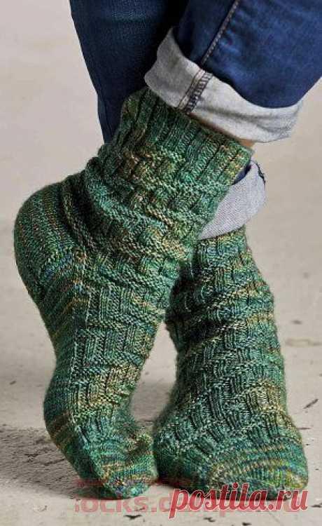 Вязаные мужские носки «Radnor» | ВЯЗАНЫЕ НОСКИ