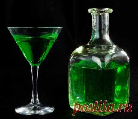How to make absinthe liqueur:: Hard liquors:: Hard liquors