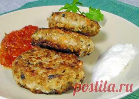 (5) Постные котлеты с грибами, картофелем и овсяными хлопьями - пошаговый рецепт с фото. Автор рецепта Марина . - Cookpad