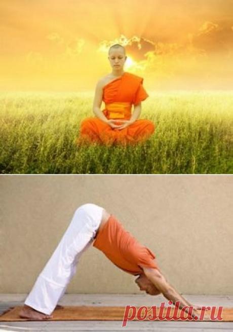 «Око возрождения» — гимнастика тибетских лам |