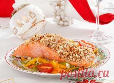 Рыба к новогоднему столу: 10 вдохновляющих рецептов — Вкусно!