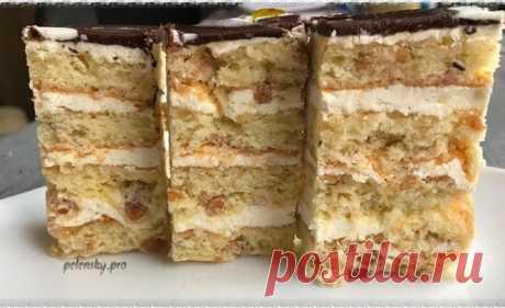 """Торт-пляцок """"Ейфорія смаку"""" – Pelensky.pro"""