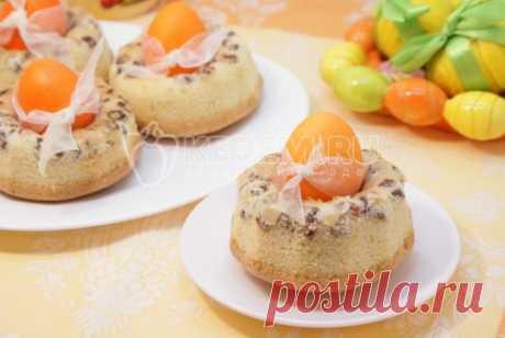 Пасхальные кексики – Пошаговый рецепт с фото. Пасхальные рецепты. Вкусные рецепты с фото