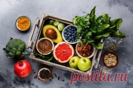 12 продуктов, «сжигающих» жир на животе