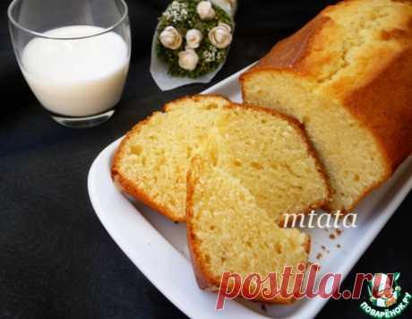 Творожный кекс – кулинарный рецепт