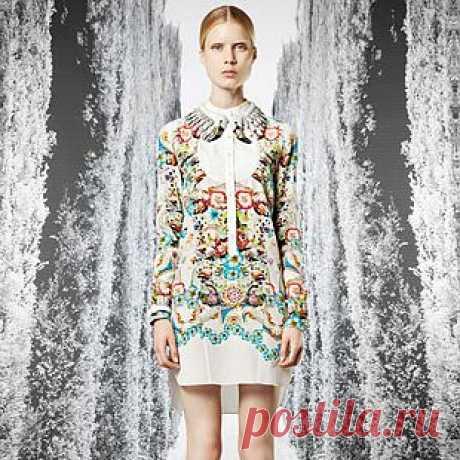 Арт № WOM 032 Платье Roberto Cavalli    Материал: шёлк Размеры S,M,L.
