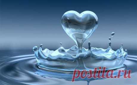 Как связана работа нашего сердца и вода: важная информация, которую должен знать каждый | Офигенная