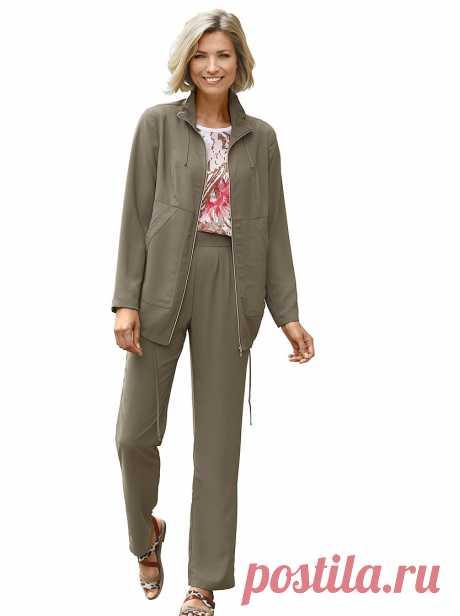 Куртка цвет оливковый всего 1799 р. купить в WITT International - 858.185.011