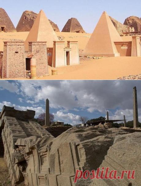 Цивилизации древности, которые вы вряд ли найдёте в учебниках истории