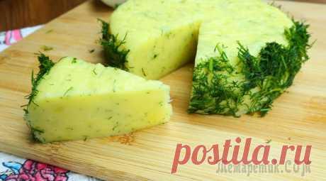Сыр домашний из творога. Готовим в мультиварке