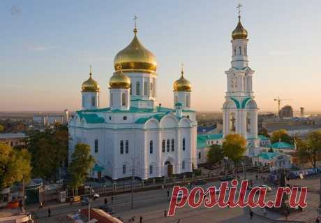 Самые красивые храмы России (50 фото)