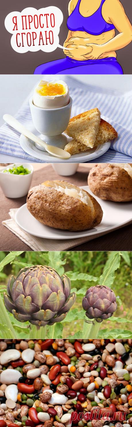 9 продуктов, которые буквально съедают твой жир! Чудесные варианты для перекуса! - My izumrud