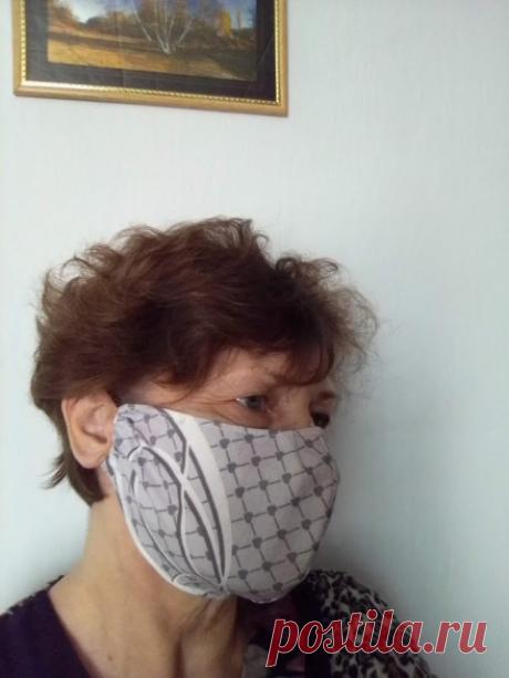 маска -