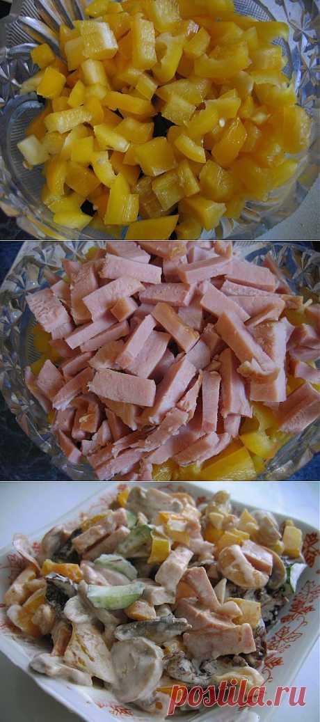 Вкусный салат - к праздникам!!! | Любимые рецепты