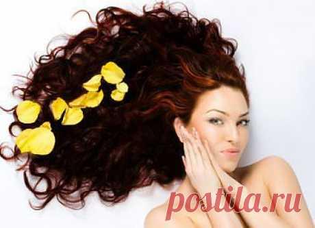 Маска из желатина для волос