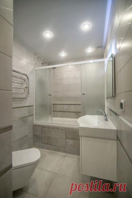Ремонт ванных комнат в Архангельске: как сделать ремонт в ванной красиво и профессионально