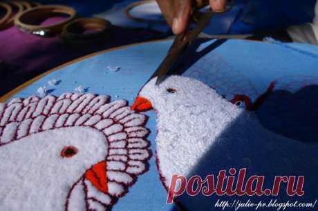 Рукоделие в Непале | Julie