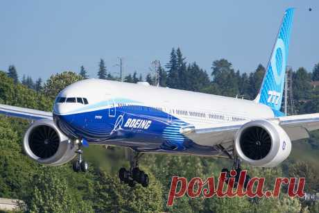 Фото BOE Boeing 777-9 (N779XX) - FlightAware