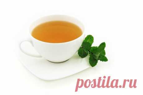 La utilidad y el daño del té con la menta