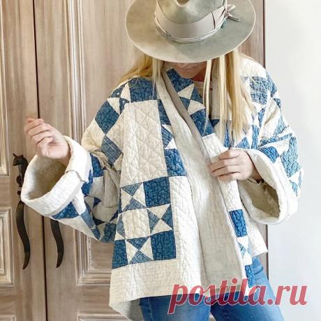 Лоскутные пальто. Тёплый пэчворк   Алиса Сметанина   Яндекс Дзен