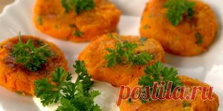 (+3) Морковно-нутовые котлеты : Овощные блюда : Кулинария : Subscribe.Ru