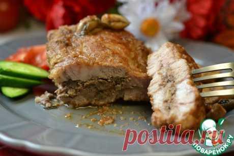 """Фаршированное мясо """"Древорубач"""" - кулинарный рецепт"""