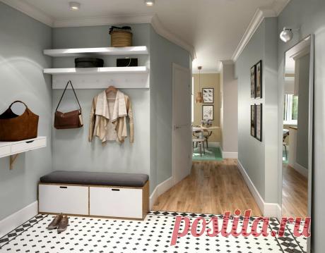 Мебель, необходимая в прихожей для максимального комфорта | Мебель169 | Яндекс Дзен