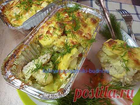 Запеканка овощная, запеканка из овощей в духовке Запеканка овощная - диетическое блюдо. В этом блюде только овощи, белое мясо и молочные продукты. А также вкусный соус для запеканки.