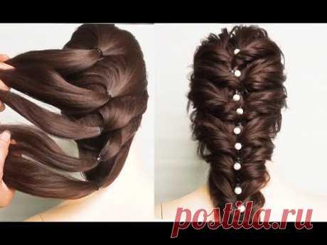 Hướng dẫn tết tóc cô dâu hàn quốc đơn giản đẹp nhất