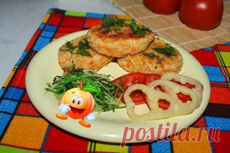 Котлеты диетические из цветной капусты   Полезная диета