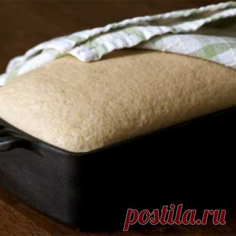 7 рецептов домашнего хлеба - МирТесен